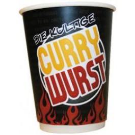 currywurstbecher pack food