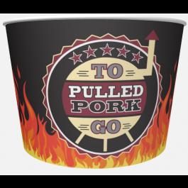 5.000 Pulled Pork Cup - Becher für Pulledpork