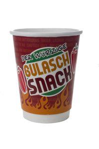 Gulasch Snack Becher Front